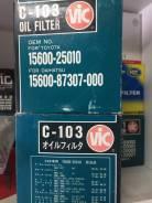 VicC-103 Фильтр масляный