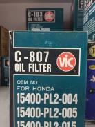 Vic C-807 Фильтр масляный C-807