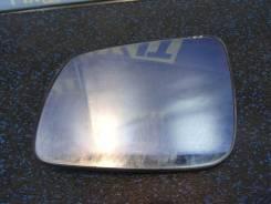 Зеркальный элемент Mitsubishi Galant Fortis (Lancer X) (Митсубиси Лансер) CY4A, левый