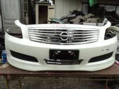 С1326 Бампер Nissan Skyline, передний V36