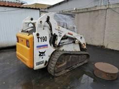 Bobcat T190. Гусеничный погрузчик , 1 100кг., Дизельный