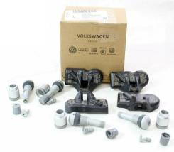 Комплект колесных датчиков давления в шинах!\ Audi Q7, VW Passat/Tiguan/Touareg 03> VAG [5Q0998270B]