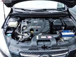 Двигатель Kia Ceed 2008, 2л, дизель, турбо, мкпп (D4EA)
