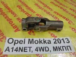 Карданчик рулевой Opel Mokka Opel Mokka 2013