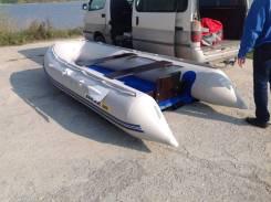 Solar 380. 2019 год, длина 3,80м., двигатель без двигателя, 25,00л.с., бензин