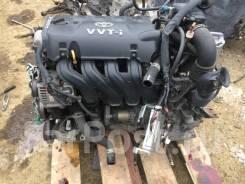 Двигатель 2NZFE и кпп