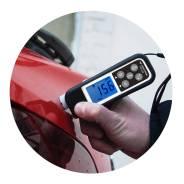 Подбор автомобилей, услуги толщиномера