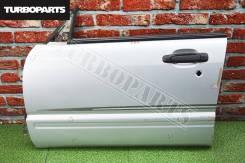 Дверь передняя левая Subaru Forester SF5 EJ20 (406) [Turboparts]