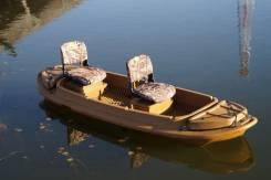 Лодка для охоты. 2020 год, длина 3,40м., двигатель без двигателя, 2,00л.с.