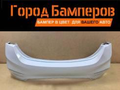 Новый задний бампер в цвет Hyundai Solaris 17-20 86611H5000 Россия
