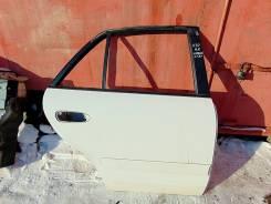Дверь задняя правая (железо) [Sedan]. GG2M72020B