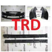 Бампер TRD Toyota Celica ZZT230 ZZT231 [с распила, комплект, оригинал]