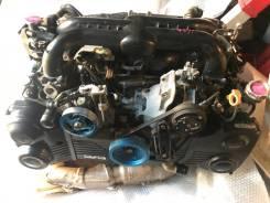 Двигатель Лонгблок ej20x Subaru Legacy Wagon B BP/BL Dual AVCS