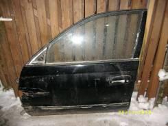 Дверь передняя левая caldina corona st190