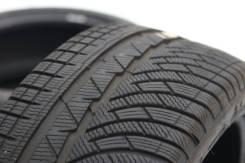 Michelin Pilot Alpin 4. зимние, без шипов, б/у, износ 20%
