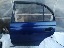 Дверь задняя левая Toyota Corona ST190 AT190 CT190