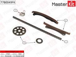 Комплект цепи ГРМ Master KiT 77B0049FK