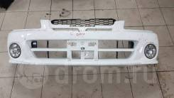 Передний бампер Toyota Starlet Glanza EP9#
