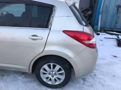 Крыло заднее левое Nissan Tiida Axis 2 Модель в Хабаровске