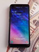 Samsung Galaxy A8. Б/у, 32 Гб, Черный, 4G LTE, Dual-SIM, NFC