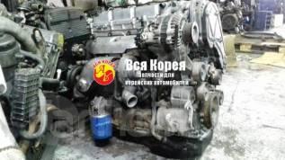 Двигатель в сборе. Hyundai Starex Hyundai Porter D4CB