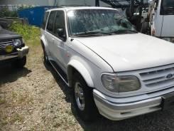 Ford Explorer. UN150, COLOGNE V6