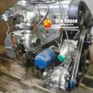 Двигатель D4BF Hyundai Porter Galloper