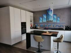 3-комнатная, улица Черняховского 9. 64, 71 микрорайоны, агентство, 105,0кв.м. Кухня