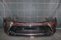 Бампер передний для Toyota Camry V55