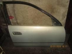 Дверь передняя правая Toyota Carina CT190 2C