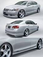 Обвес кузова аэродинамический. Lexus GS300