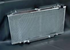 Радиатор охлаждения двигателя. Nissan Patrol, Y60, Y61 УАЗ Патриот TD42, RD28TI, TB48DE, ZD30DDTI