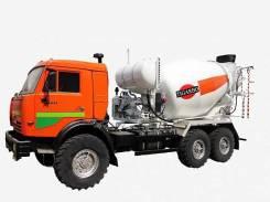 Tigarbo. Автобетоносмеситель 69360Е на шасси Камаз 43118-3011-50