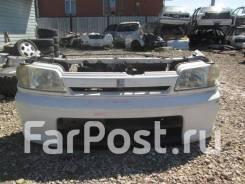 Бампер передний на Nissan CUBE AZ10 1мод