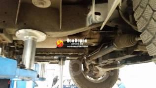 Ремонт подвески дизельных корейских автомобилей. Kia Hyundai SsangYong
