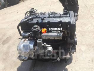 Двигатель в сборе. Kia Bongo Kia Carnival Hyundai Terracan J3, J3CR