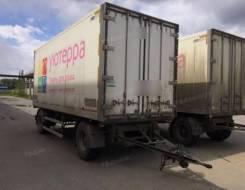 IPV. В Липецке прицеп фургон ИПВ-8590UC, , 2012 г. в. Под заказ