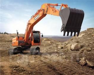 Doosan DX225 LCA. Продается гусеничный экскаватор Doosan DX225LCA в г. Якутске., 1,05куб. м.