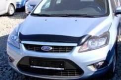 Дефлектор капота. Ford Focus, CB4, DA3, DB AODA, AODB, AODE, ASDA, ASDB, DURATECLFVE, G6DA, G6DB, G6DD, G8DA, GPDA, GPDC, HHDA, HHDB, HWDA, HWDB, HXDA...