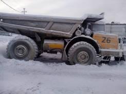 МоАЗ 75054. Автосамосвал -22, 25 000кг., 4x4