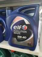 Elf Evolution. 5W-40, синтетическое, 5,00л.