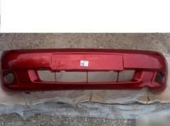 Бампер передний ваз 1117-18-19 lada kalina окрашенный
