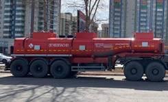 Уралспецтранс. Продается автоцистерна УралСТ с НДС, 31 760кг.