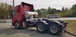 Dayun. Седельный тягач на сжиженном метане (СПГ) CGC4253, 6х4, Euro V, 11 596куб. см., 6x4