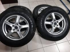 "Bridgestone Balminum. 6.5x16"", 5x114.30, ET38"