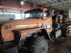 Продается УНБ 125х32УД на базе УРАЛ 4320-1916-30. 14 860куб. см.