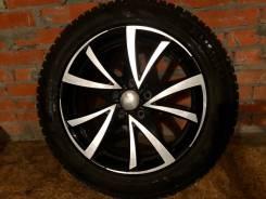 Практически новые колёса в сборе!