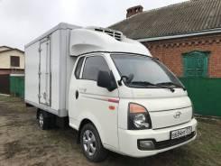 Hyundai Porter II. Porter II 2014 г. Реф, 2 500куб. см., 1 000кг., 4x2