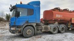 Scania G. Тягач седельный Scania 114 G, 6х4, 2005 г. в., 13 000куб. см., 19 000кг., 6x4