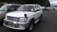 Toyota Land Cruiser Prado. RZJ950032922, 3RZ